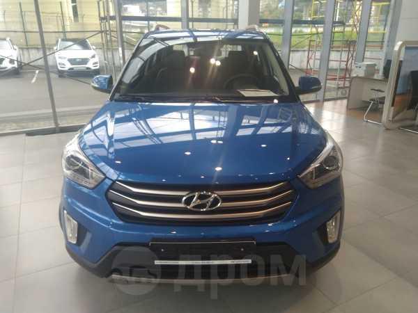 Hyundai Creta, 2019 год, 1 542 481 руб.