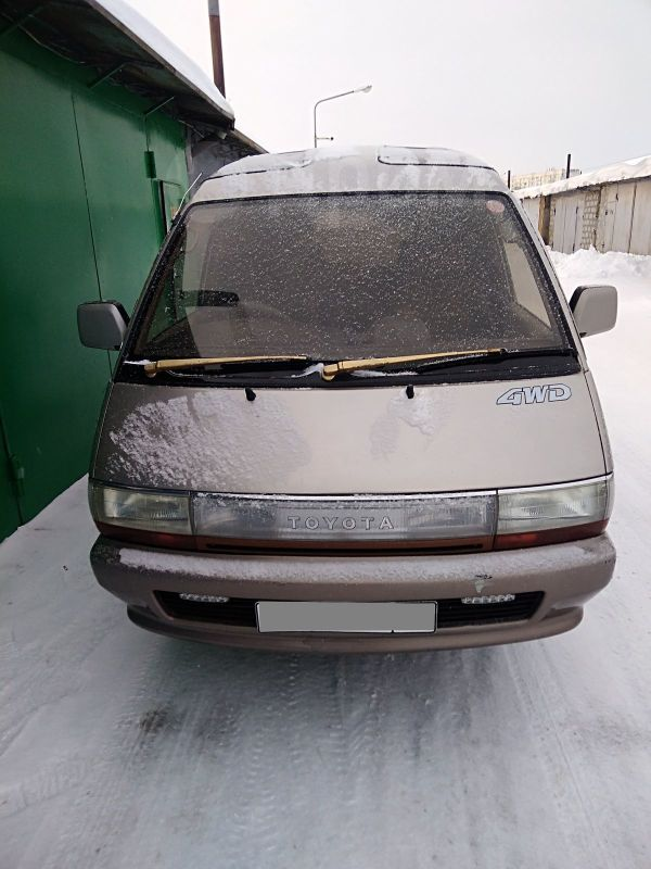 Toyota Master Ace Surf, 1990 год, 160 000 руб.