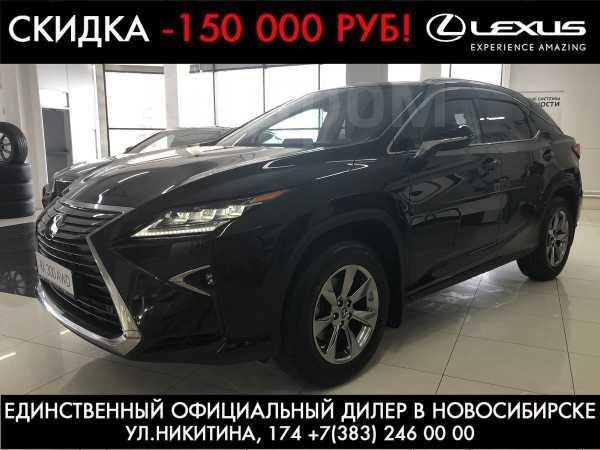 Lexus RX300, 2018 год, 3 322 000 руб.