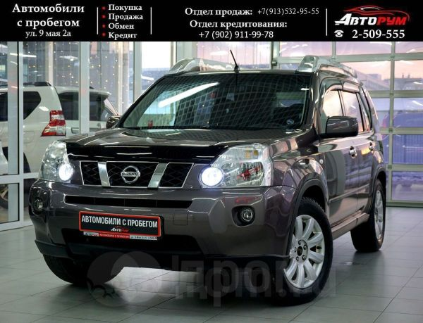 Nissan X-Trail, 2007 год, 697 000 руб.