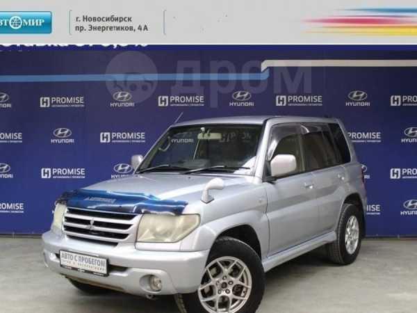 Mitsubishi Pajero iO, 2002 год, 266 000 руб.