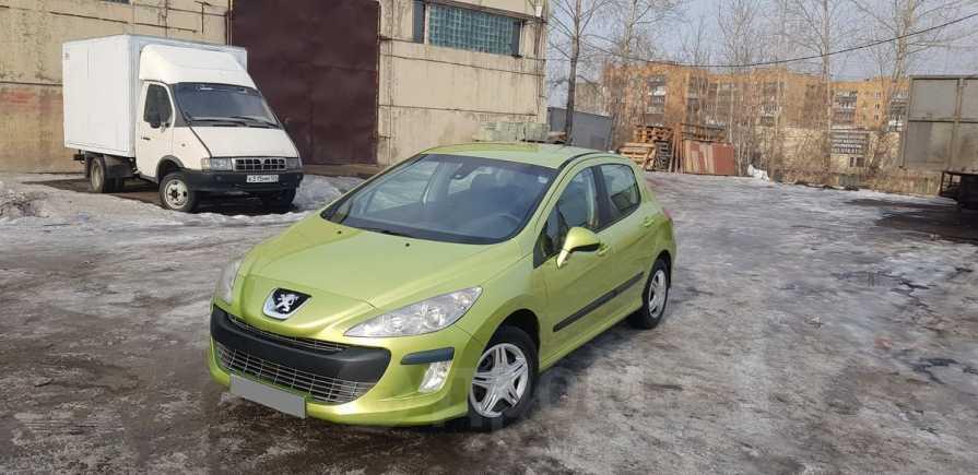 Peugeot 308, 2008 год, 185 000 руб.