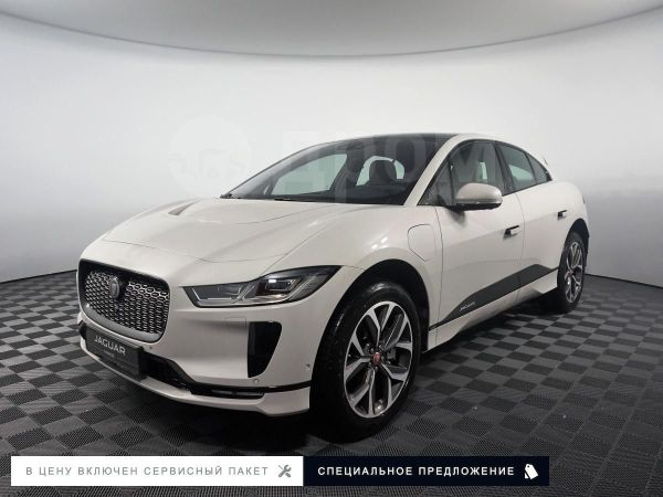 Jaguar I-Pace, 2019 год, 7 653 000 руб.