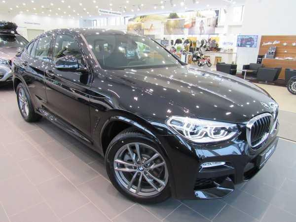 BMW X4, 2019 год, 3 580 234 руб.