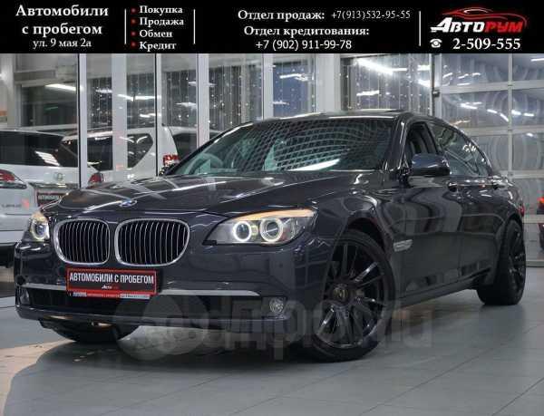 BMW 7-Series, 2009 год, 987 000 руб.
