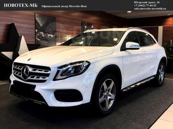 Mercedes-Benz GLA-Class, 2019 год, 2 520 948 руб.