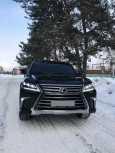 Lexus LX450d, 2017 год, 5 800 000 руб.