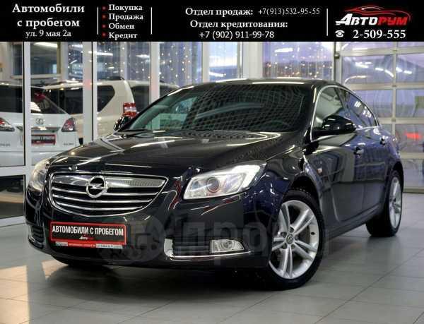 Opel Insignia, 2010 год, 677 000 руб.