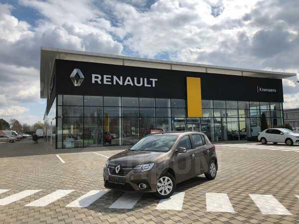 Renault Sandero, 2019 год, 832 980 руб.