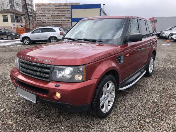 Land Rover Range Rover Sport, 2006 год, 685 000 руб.