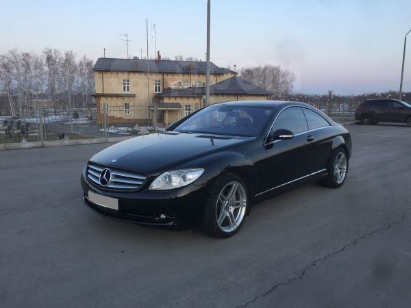 Mercedes-Benz CL-Class, 2008 год, 1 400 000 руб.