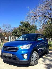 Краснодар Hyundai Creta 2016