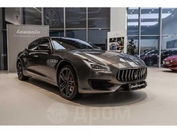 Maserati Quattroporte, 2018 год, 12 344 495 руб.