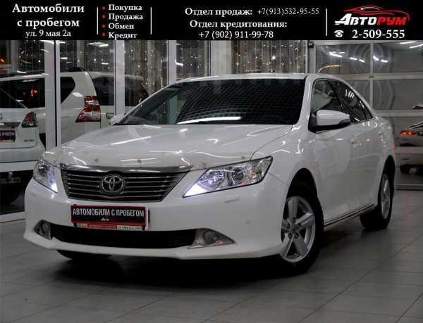 Toyota Camry, 2013 год, 1 097 000 руб.