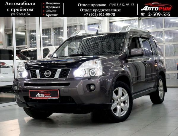 Nissan X-Trail, 2008 год, 737 000 руб.