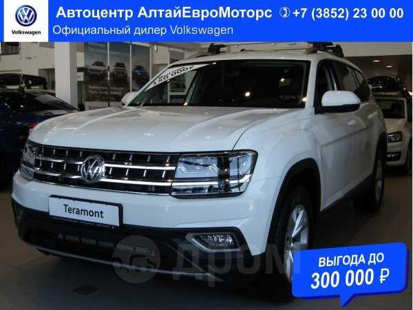 Volkswagen Teramont, 2018 год, 3 199 000 руб.