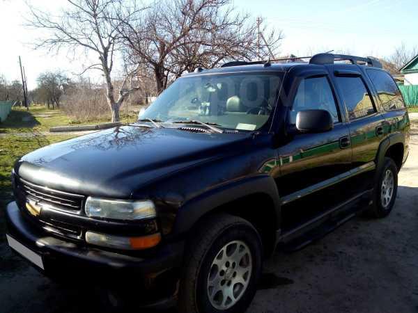 Chevrolet Tahoe, 2004 год, 550 000 руб.