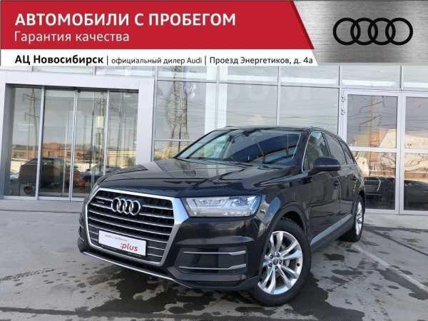 Audi Q7, 2016 год, 3 480 000 руб.