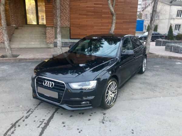 Audi A4, 2014 год, 1 050 000 руб.
