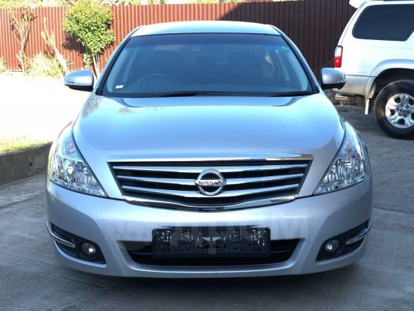 Nissan Teana, 2012 год, 440 000 руб.