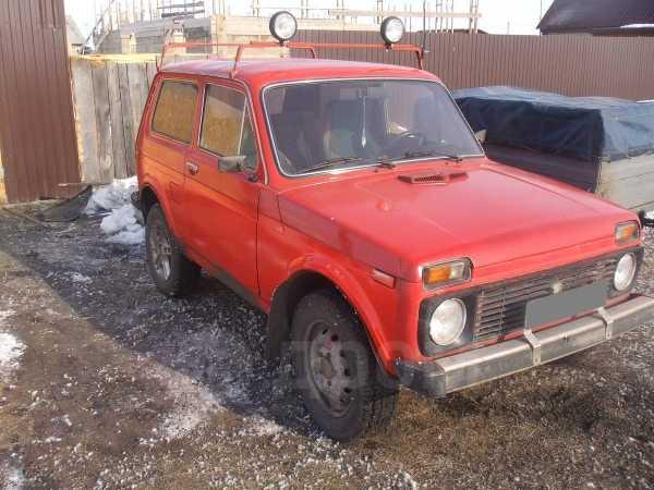 Лада 4x4 2121 Нива, 1992 год, 69 999 руб.