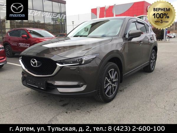 Mazda CX-5, 2019 год, 2 197 772 руб.