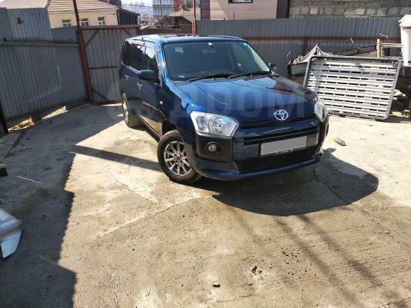 Toyota Probox, 2015 год, 655 000 руб.