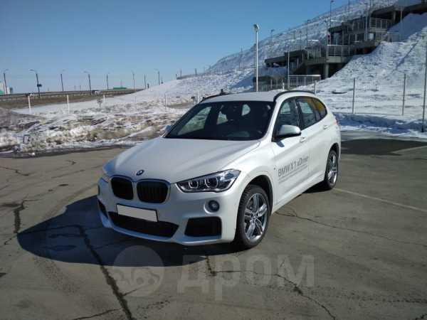 BMW X1, 2018 год, 2 690 000 руб.
