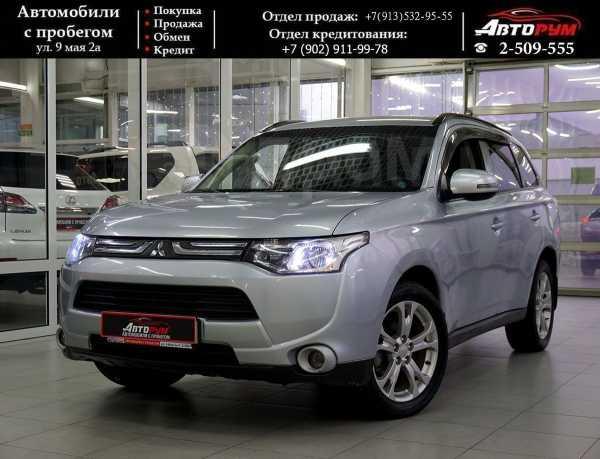 Mitsubishi Outlander, 2012 год, 997 000 руб.