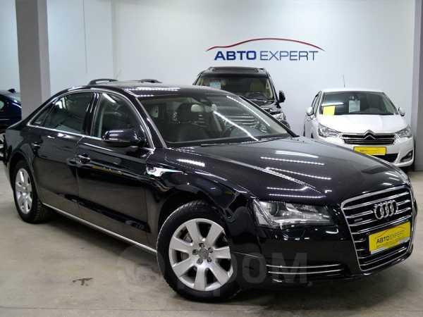Audi A8, 2012 год, 977 600 руб.