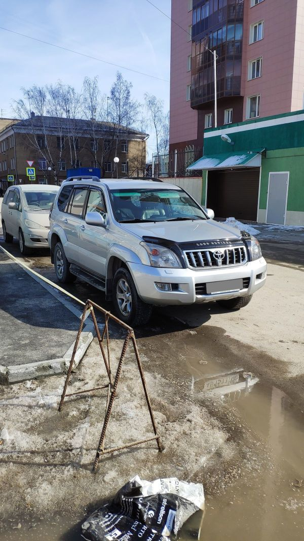 Toyota Land Cruiser Prado, 2007 год, 1 285 000 руб.