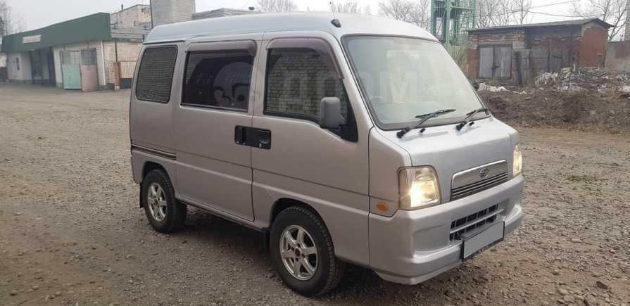 Subaru Sambar, 2006 год, 249 000 руб.