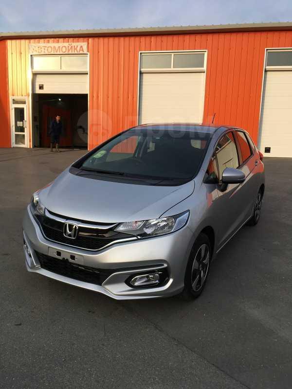 Honda Fit, 2017 год, 760 000 руб.