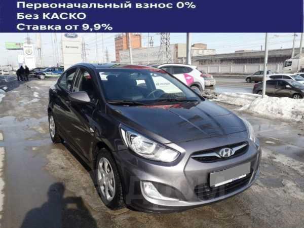 Hyundai Solaris, 2013 год, 547 000 руб.