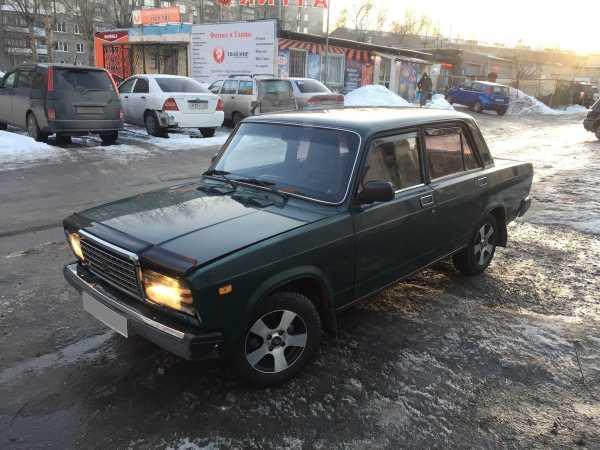 Лада 2107, 1999 год, 80 000 руб.