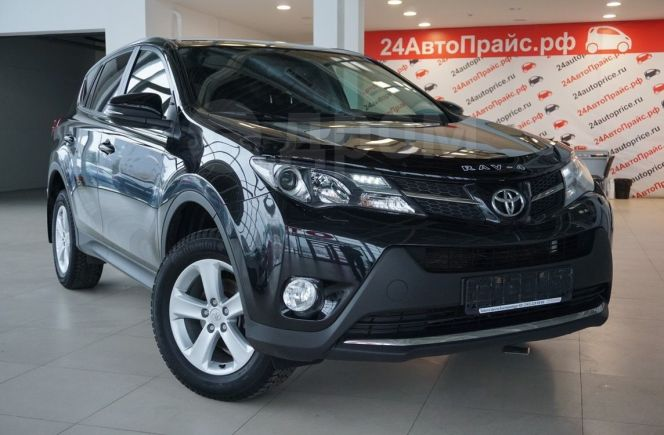 Toyota RAV4, 2013 год, 1 217 000 руб.