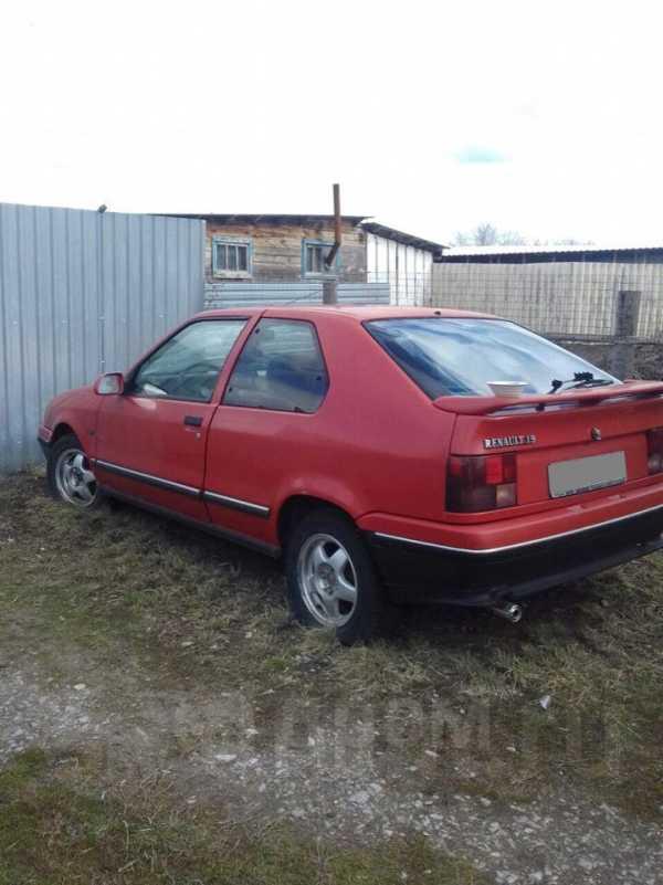 Renault 19, 1991 год, 45 000 руб.