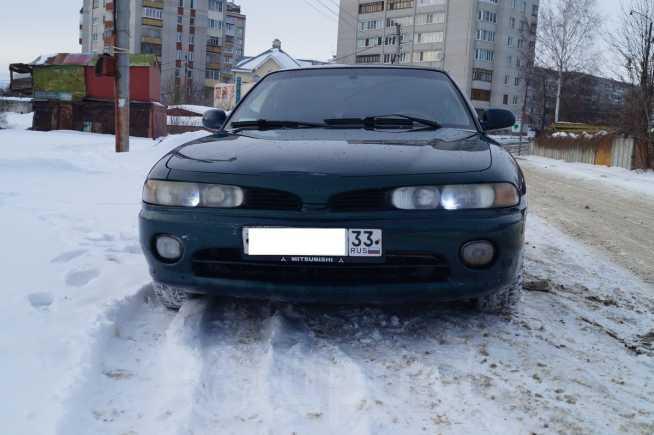 Mitsubishi Galant, 1996 год, 120 000 руб.