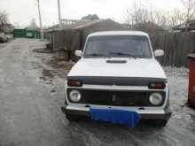 Абакан 4x4 2121 Нива 2000