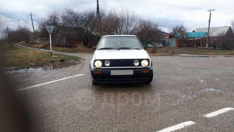 Volkswagen Golf, 1987 год, 120 000 руб.