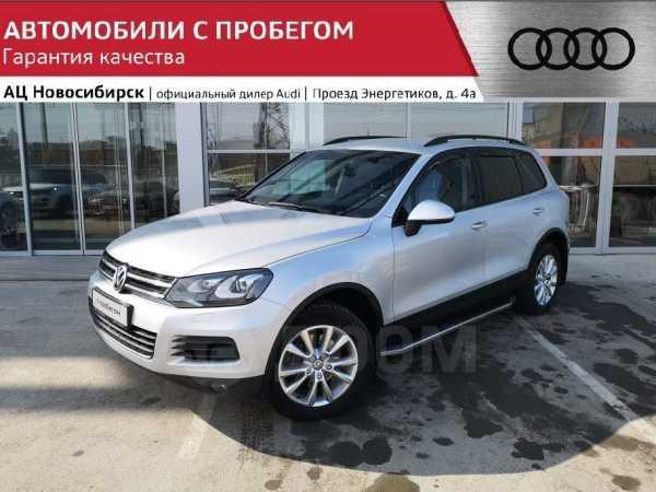 Volkswagen Touareg, 2013 год, 1 610 000 руб.