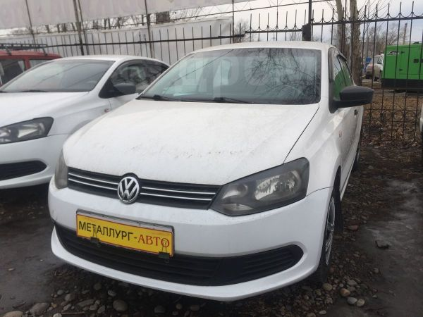 Volkswagen Polo, 2012 год, 295 000 руб.