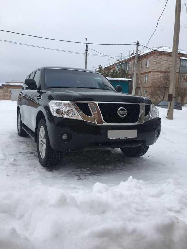 Nissan Patrol, 2012 год, 1 850 000 руб.