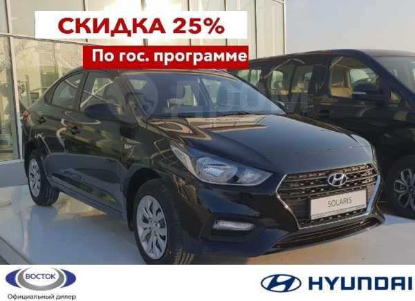 Hyundai Solaris, 2019 год, 687 000 руб.