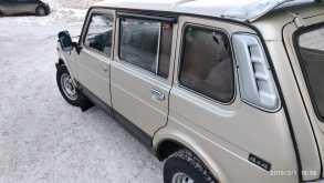 Курган 4x4 2131 Нива 2001