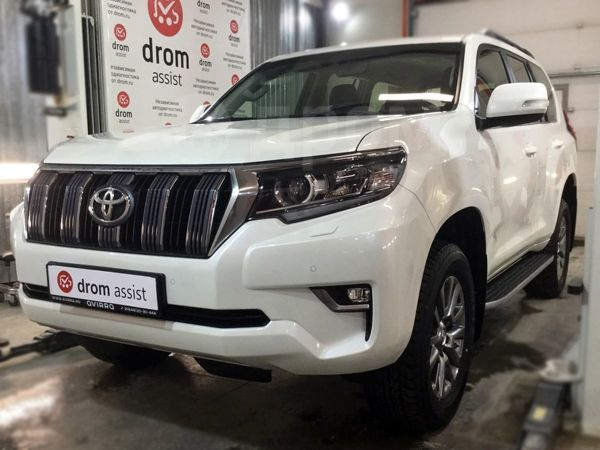 Toyota Land Cruiser Prado, 2018 год, 3 474 000 руб.