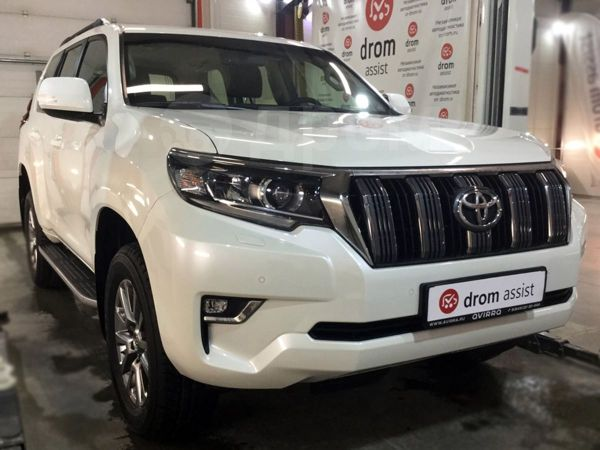 Toyota Land Cruiser Prado, 2018 год, 3 474 000 руб.