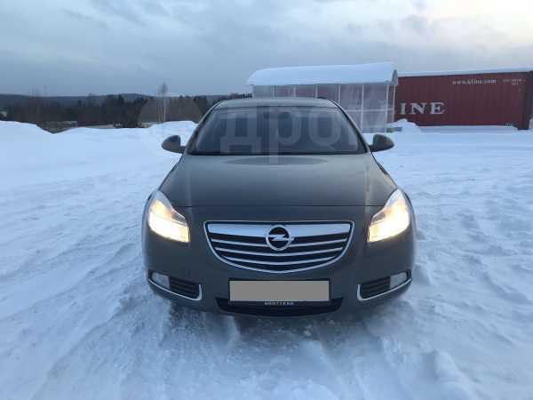 Opel Insignia, 2012 год, 490 000 руб.