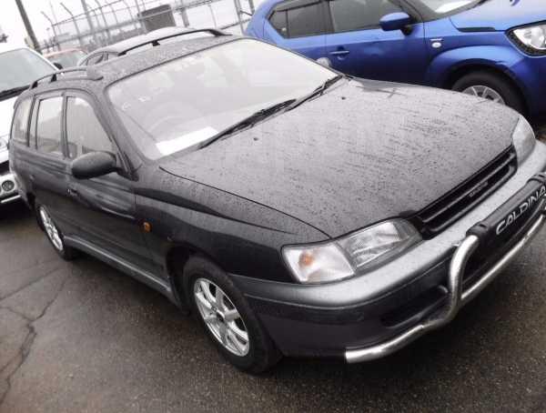 Toyota Caldina, 1995 год, 255 000 руб.