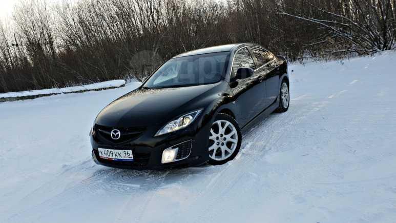 Mazda Mazda6, 2008 год, 595 000 руб.
